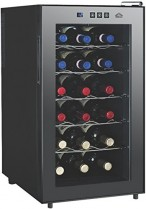 DCG Eltronic MF48A Independiente 18bottle(s) – Enfriador de vino