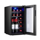 JCOCO 18 botellas de enfriador/enfriador de vino termoeléctrico