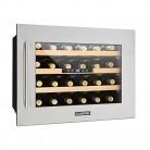 Klarstein Vinsider 24D • Nevera para vinos • Nevera para Bebidas • 24 Botellas