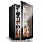 Lxn 95L Compressor Cooler – Rojo y Blanco Enfriador de Vino