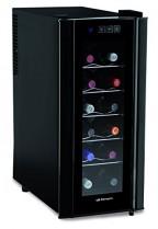 Orbegozo VT 1200 Vinoteca de 12 Botellas con Display Digital, 70 W